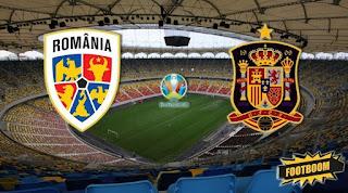 Испания - Румыния смотреть онлайн бесплатно 18 ноября 2019 Испания - Румыния прямая трансляция в 22:45 МСК.