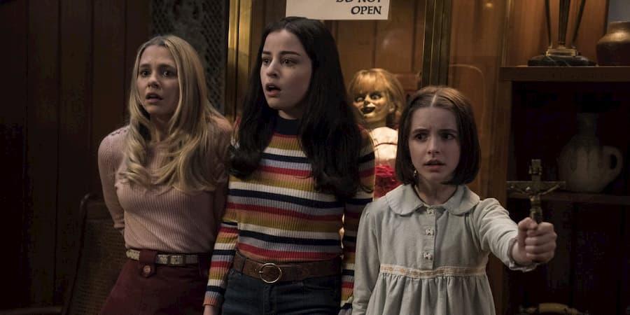 Annabelle Comes Home - หนังที่ดูแล้วเหมือนกำลังเที่ยวอยู่ในบ้านผีสิง