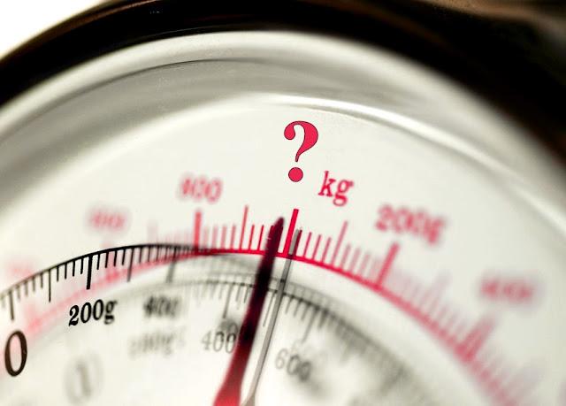 Quanto você pesa?