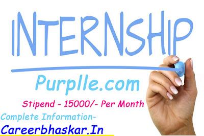 Internship in Purplle.com at Mumbai for Human Resources (HR)