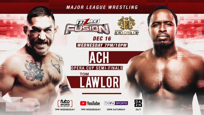 Cobertura: MLW Fusion (16/12/2020) – Confronto de egos!