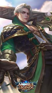 Alucard Lone Hero Heroes Fighter Assassin of Skins Rework V1