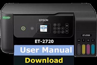 Epson ET 2720 User Manual Download