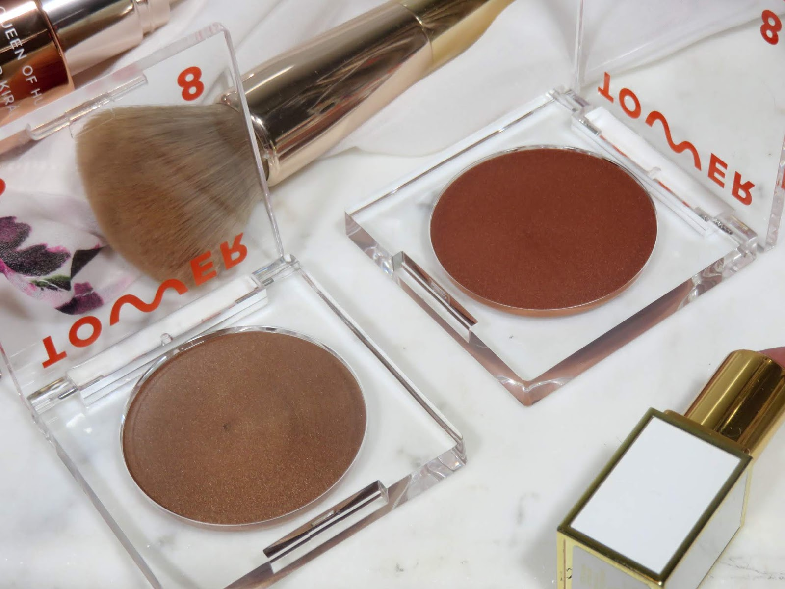 Tower 28 Beauty Bronzino Illuminating Bronzer Review and Swatches