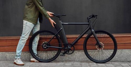 Cowboy electric bikes avoid air pollution