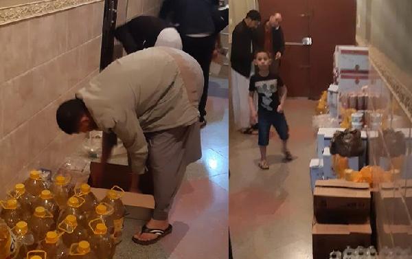 جمعية الإرشاد و الإصلاح تتضامن مع الارامل و المعوزين بالكريمية
