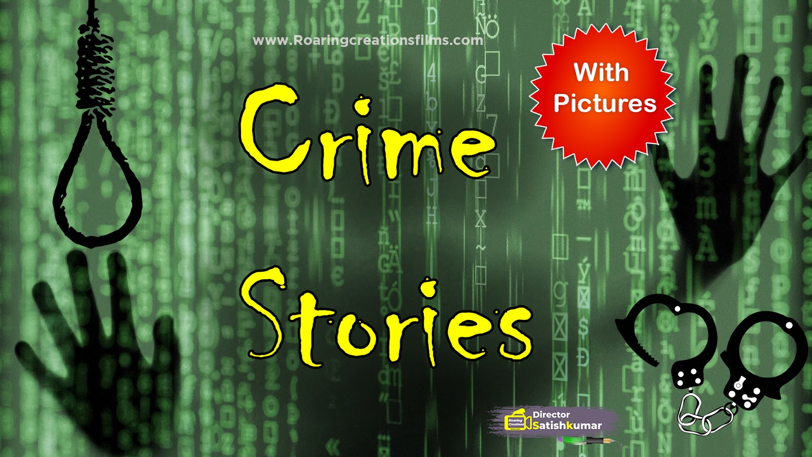 Crime Stories in English - Crime Story