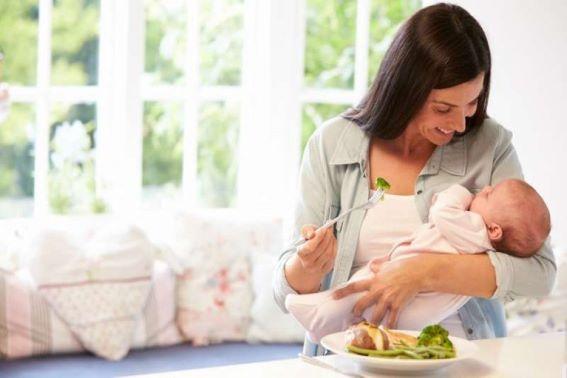 Menu Makanan Untuk Ibu Menyusui