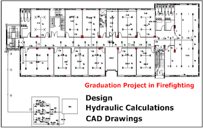 Download A Graduation Project in Firefighting Includes Drawings & Hydraulic Calculations