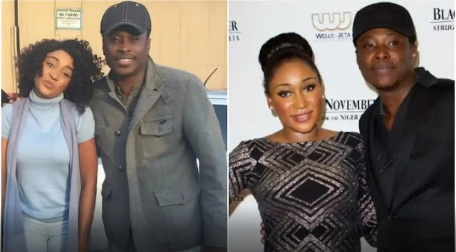 Our Daughter needs you 'Jeta Amata cries out over ex-wife Mbong's whereabout'.