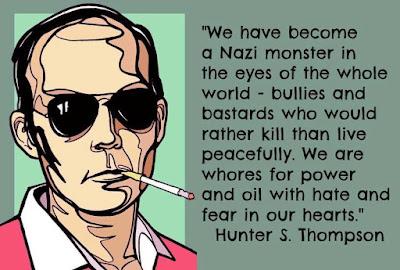 Hunter S. Thompson Knew