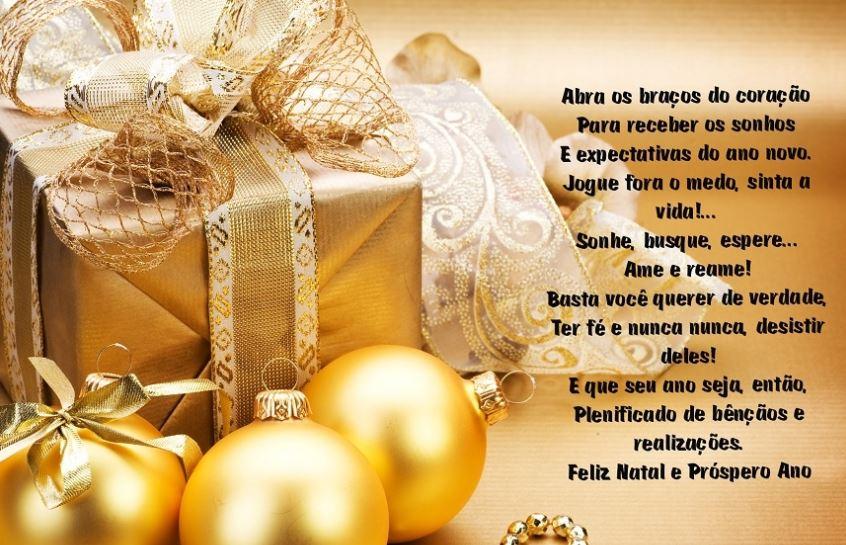 Mensagem De Natal Para Clientes Familia Funcionários Mensagens