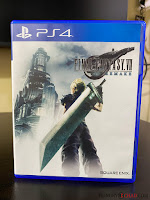 Final Fantasy VII Remake Deluxe Edition Unboxing
