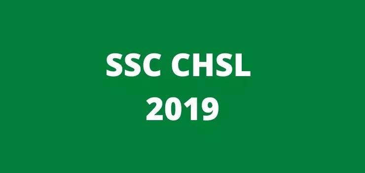 SSC CHSL Tier-1