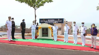 Locally available, the warship INS Kalinga, which has served in the Indian Navy for as long as 39 years, the younger students and the groups of the marines will currently have the option to see the universe of different sorts of rockets. The establishment stone was laid on Friday to set up the rocket park 'Agniprastha' on the warship. The establishment stone was laid by Commanding Officer Commodore Rajesh Debnath within the sight of Vice Admiral Atul Kumar, Flag Officer Commanding in Chief, Eastern Naval Command. The Agniprastha Missile Park has been devoted to all officials, mariners, and care staff of INS Kalinga, which has been working at this head port of the Navy since 1981. The recreation center has additionally been granted the lofty Unit Award of INS Kalinga in 2018-19. In this park, impersonations of key rockets produced using futile things are being planted.