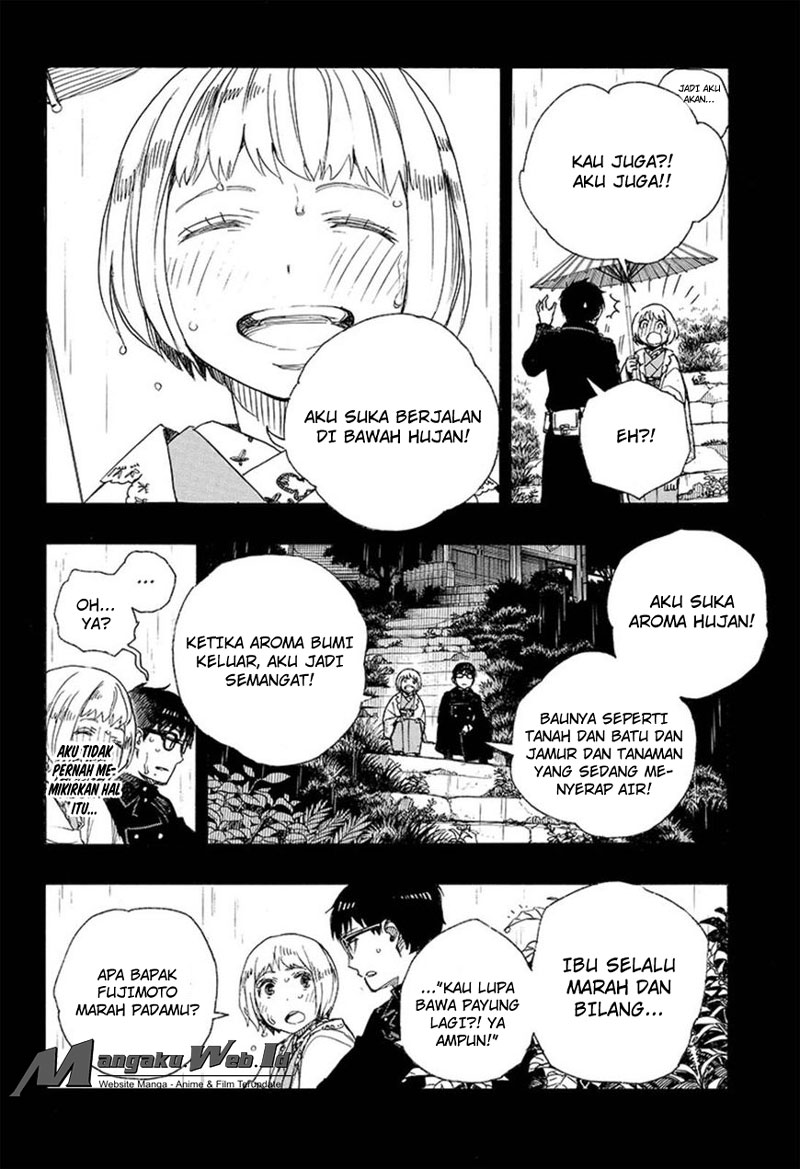 Ao no Exorcist Chapter 93-12