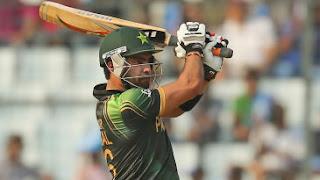 Umar Akmal 94 vs Australia Highlights