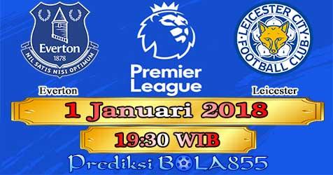 Prediksi Bola855 Everton vs Leicester 1 Januari 2019