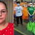 Karla Estrada, Namigay ng tulong sa mga Nasunugan sa Quezon City