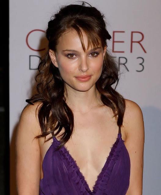 Hollywood Actress Natalie Portman Photos