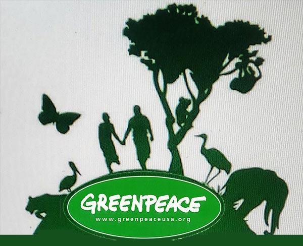 donasi greenpeace