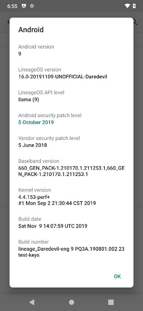 LineageOS build for Nokia 6.2 and Nokia 7.2