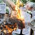 मणिपुर विश्वविद्यालय में छात्रों और शिक्षकों पर हुए हमलों के खिलाफ प्रदर्शन में केवाईएस का समर्थन  KYS support in demonstrations against attacks on students and teachers at Manipur University