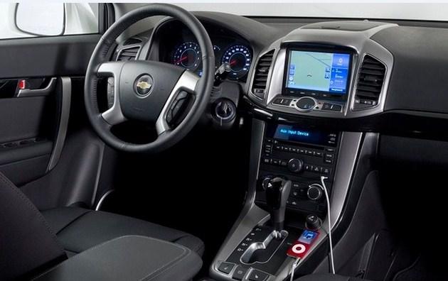 2016 Chevrolet Captiva Sport Ltz Awd Review