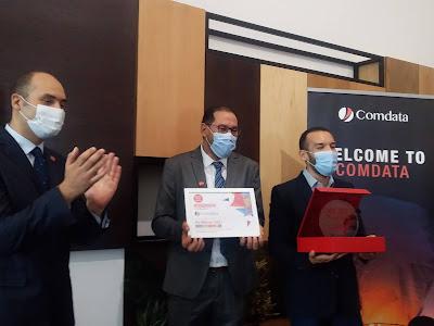 Comdata reçoit le trophée Best Place To Work au Maroc- vidéo