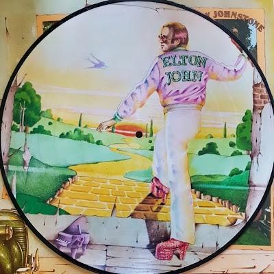 Elton John Goodbye Yellow Brick Road album