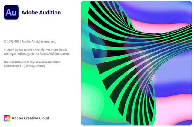 تحميل برنامج ادوبي اديشن اخر اصدار + التفعيل  Adobe Audition CC 2021