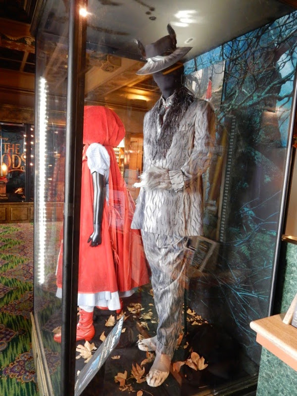 Johnny Depp Into the Woods Wolf costume