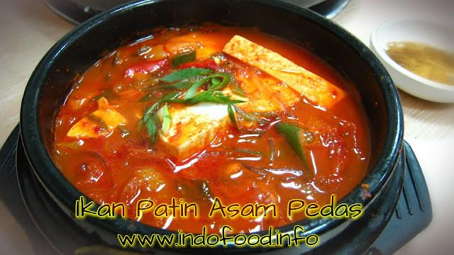 Cara memasak ikan patin asam pedas
