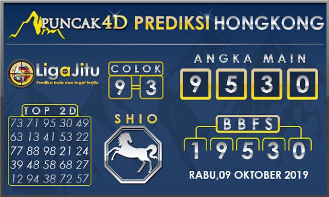 PREDIKSI TOGEL HONGKONG PUNCAK4D 09 OKTOBER 2019