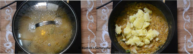 POTATO MASALA FOR POORI / POORI KIZHANGU RECIPE/ HOW TO MAKE POORI MASALA