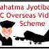 Mahatma Jyotibapulayi BC Overseas Vidyalaya Scheme for Telangana Stu