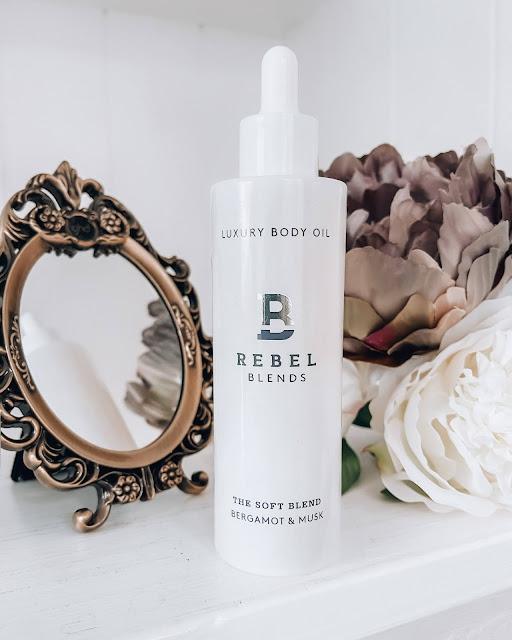 Rebel Blends body oil