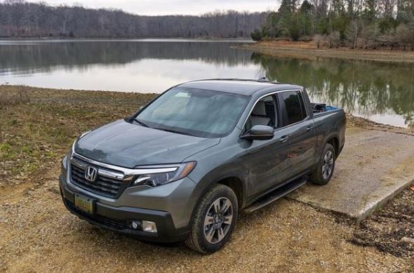 Honda Ridgeline Terbaru