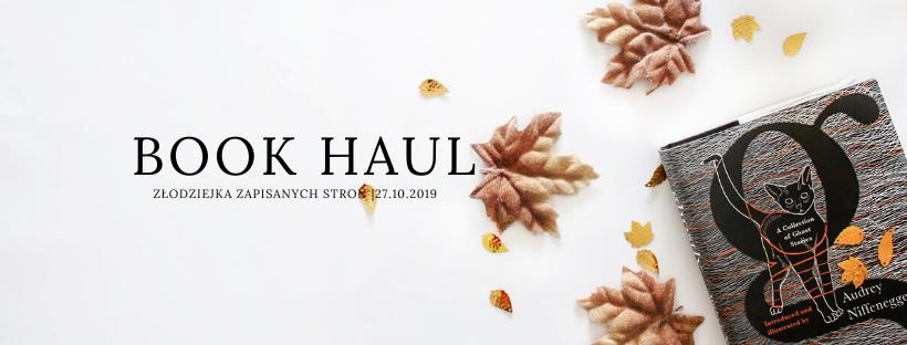 Book haul! czyli książki kupione przez ostatnie 3 miesiące