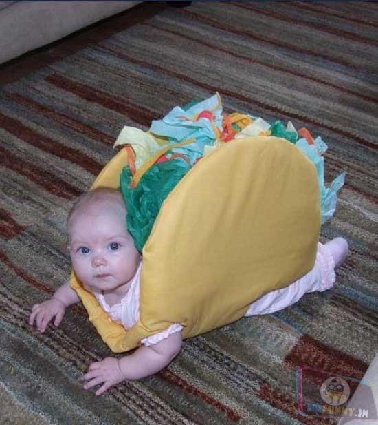 Soft Baby Taco