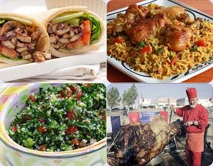 Makanan Khas di Dubai