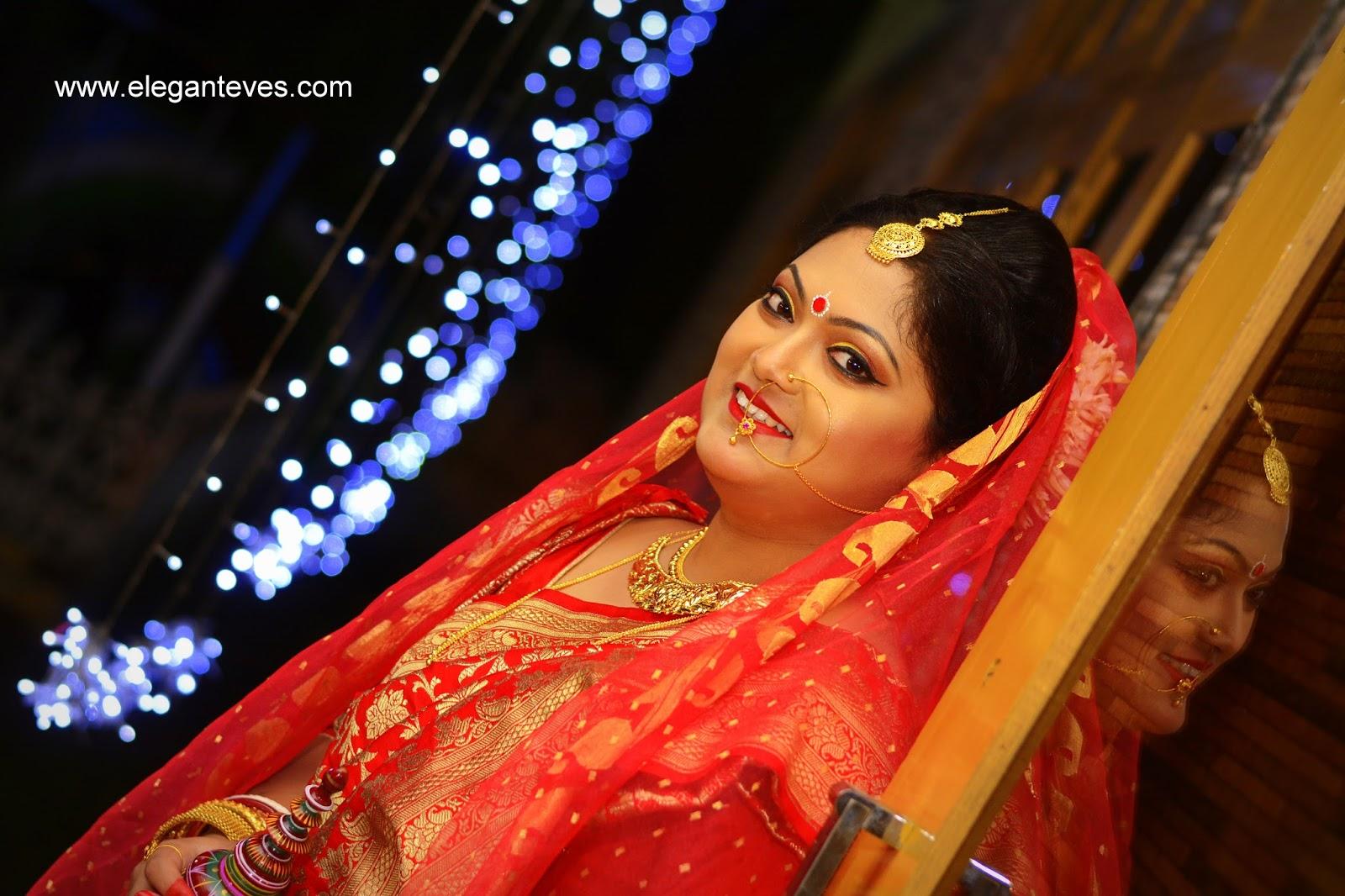 bridal banter: bengali bridal nosering and its variations