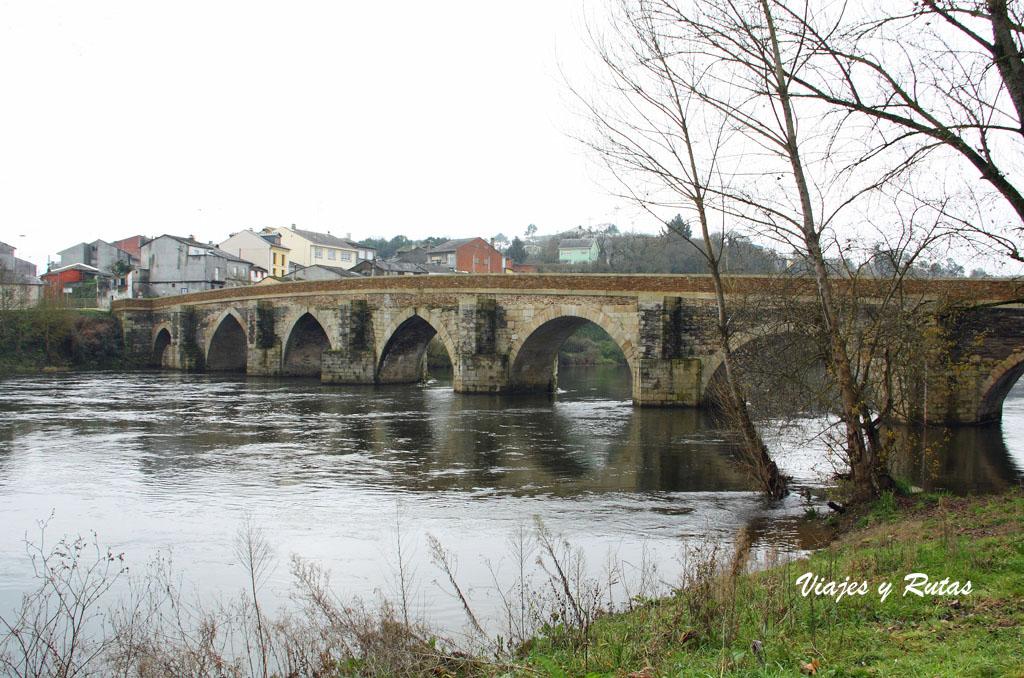 Puente romano de Lugo