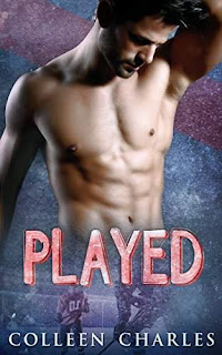 Played - steamy romance by Colleen Charles