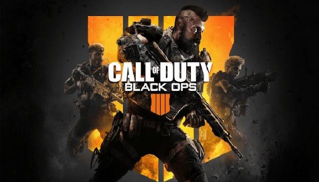 تم الاعلان عن اصدار تحديث 1.03 لـ Call of Duty Black Ops 4