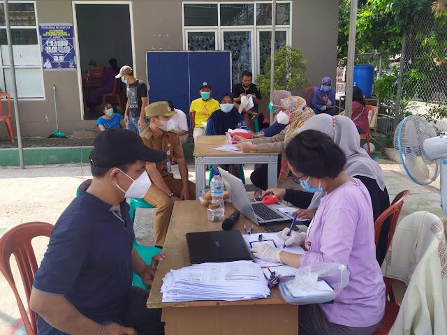 Positif Covid, 31 warga Setia Asih Dikarantina di Hotel Ibis Cikarang