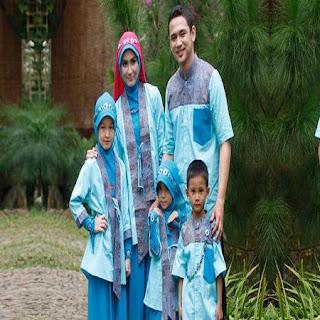 cari baju lebaran keluarga