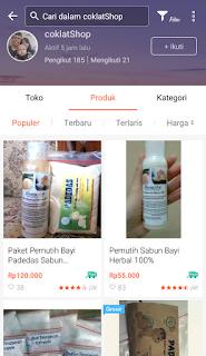 online shop pemalsu padedas