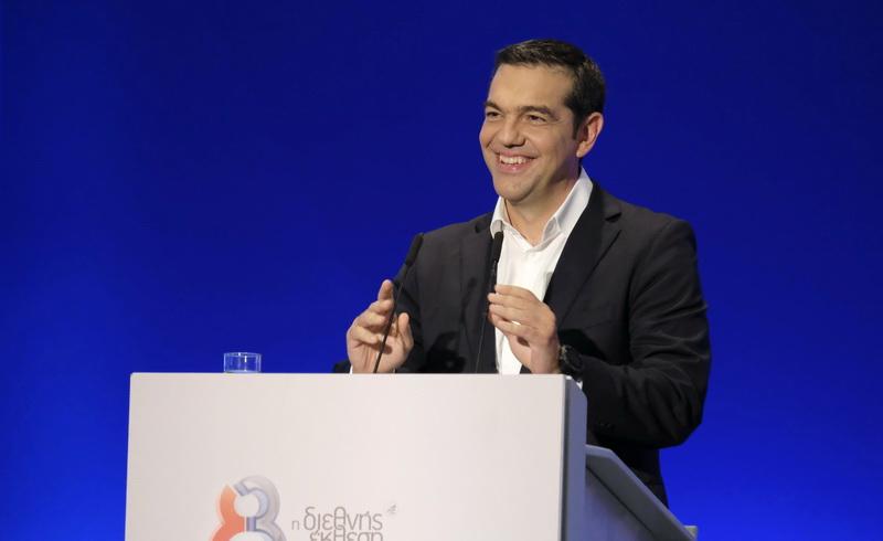 Αλέξης Τσίπρας από τη ΔΕΘ: «Να κάνουμε την Ελλάδα δική μας ξανά»