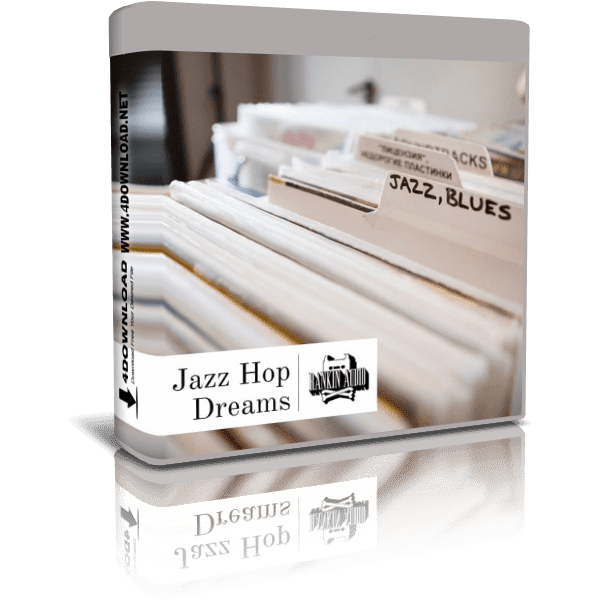 Jazz Hop Dreams Sample Pack